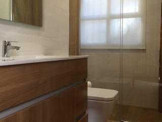 浴室 by Viroa ǀ Arquitectura – Interiorismo – Obras