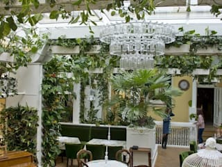 Modern style gardens by Pixel Garden Modern