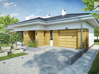 Casas  por Oryginalneprojekty s.c.