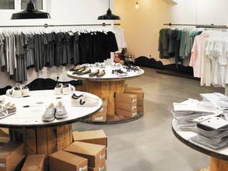 Glore - Luzern Schweiz:  Ladenflächen von ROHRFABRIK