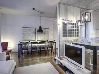Modern living room by cristina zanni designer Modern