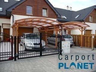 by P.H.U. Carport Planet Konstrukcje Drewniane,
