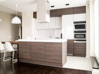 Moderne Küchen von I Home Studio Barbara Godawska Modern