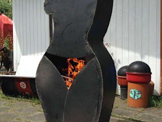 kunsteboer Garden Fire pits & barbecues
