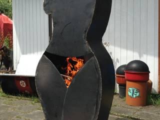 kunsteboer 花園火坑與燒烤