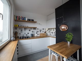 Scandinavian style kitchen by Och_Ach_Concept Scandinavian