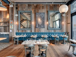 Le Bistrot Pierre:  Gastronomy by Gillespie Yunnie Architects