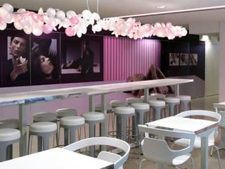 Restaurant Bio'tifull place à Printemps Hausmann octavio & co Gastronomie originale