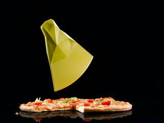 Kant decoupe-spatule a Pizza par ase product - serge atallah Éclectique