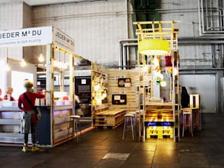 Exhibition centres by ORTerfinder, Eclectic