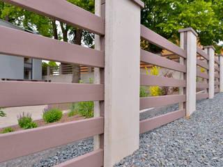megawood - Das Terrassensystem Garden Fencing & walls