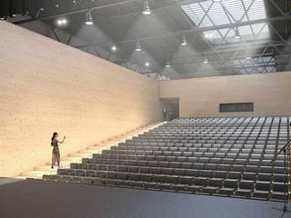 Wettbewerb - Frydek-Mistek:  Veranstaltungsorte von Studio Gabor Gyenese