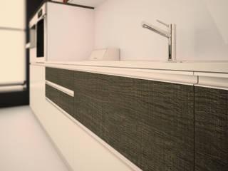 Nueva línea de cocina Zen de Amoblamientos Reno Minimalista