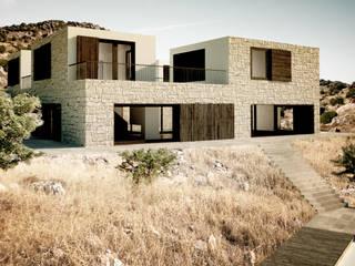 JLC House Casas mediterrânicas por ADAPT Arquitectos Mediterrânico