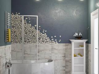 Industriële badkamers van Center of interior design Industrieel