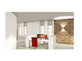 Verwaltung:  Bürogebäude von gottschalk innenarchitektur