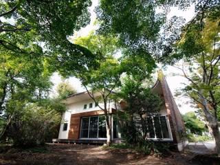 前田敦計画工房 Casas modernas
