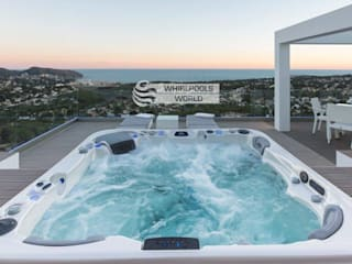 Outdoor-Whirlpools von Whirlpools World: modern  von Whirlpools World,Modern