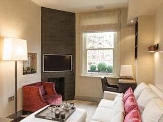 Bramham Gardens Keir Townsend Ltd. Living room