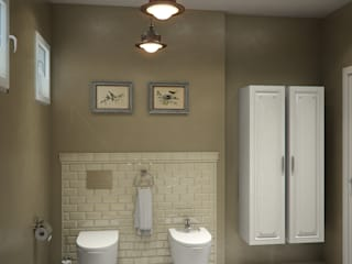 Classic style bathroom by Center of interior design Classic