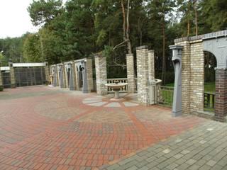 Архитектор Владимир Калашников Jardines de estilo clásico