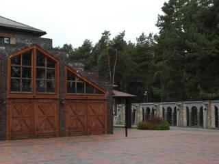 Архитектор Владимир Калашников Casas de estilo clásico
