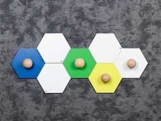 Plastry miodu : styl , w kategorii  zaprojektowany przez Decoration Laboratory