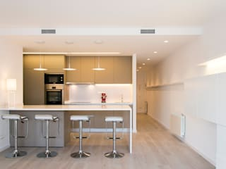 Kitchen by Global Projects, Minimalist