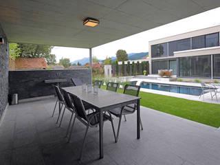 Terrazas  de estilo  por Unica Architektur AG