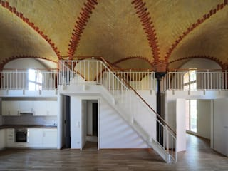 Salones de estilo moderno de Carlos Zwick Architekten Moderno