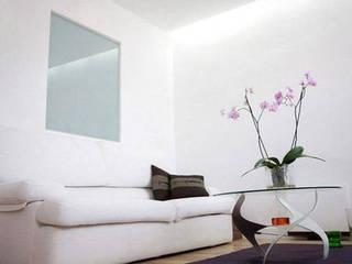 Modern Living Room by construcciones2 Modern