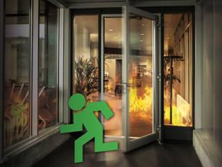 Gilgen Door Systemsが手掛けた現代の, モダン