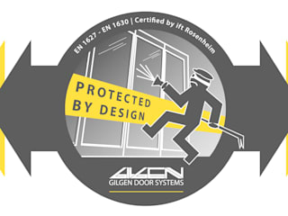 Protected by Design:   von Gilgen Door Systems