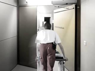 Gilgen FD 20-F - Inselspital:   von Gilgen Door Systems