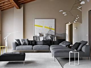 Sala de estar  por Campbell Watson