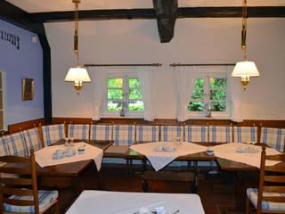Restaurant:  Gastronomie von HAPKE | InteriorDesign seit 1965