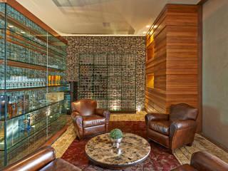 Bodegas de vino modernas: Ideas, imágenes y decoración de Beth Nejm Moderno