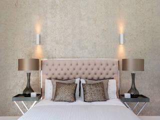 Park Show Home Phòng ngủ phong cách hiện đại bởi WN Interiors Hiện đại