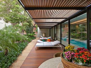 Beth Nejm Balcone, Veranda & Terrazza in stile moderno