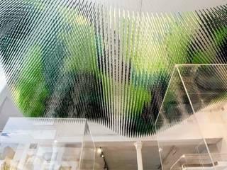 Exposition S&AA à la galerie d'architecture de Paris Lieux d'événements originaux par FØLSOM Éclectique