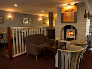 The Crown Lodge Hotel at Outwell Classic hotels by KAS Interior Design Classic