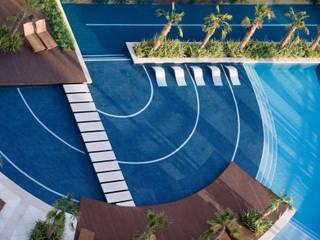 Tellini Vontobel Arquitetura Pool