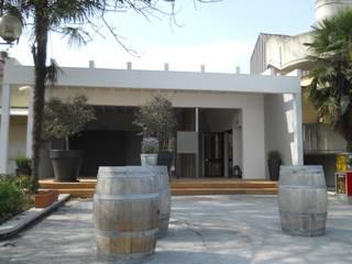 Ristrutturazione locale ristorante a Casalmaggiore (CR) Case moderne di Studio associato Busi Bini e Fava Moderno