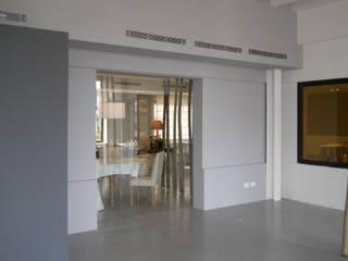 Ristrutturazione locale ristorante a Casalmaggiore (CR) Sala da pranzo moderna di Studio associato Busi Bini e Fava Moderno