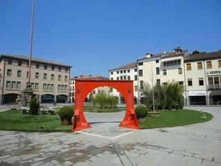giardino orientale ad Este (PD) Anita Cerpelloni Paper Project Venice Giardino in stile asiatico