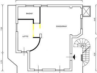 modern  by francesca ravidà    architetto | interior designer, Modern