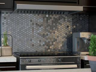 E2 Kitchen Detail: Cocina de estilo  por arQing