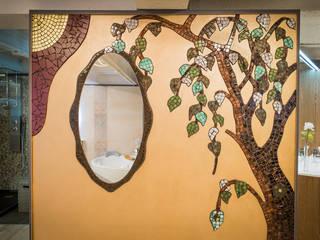 Mosaici senza limiti:  in stile  di Milani Iurisevic decorazioni