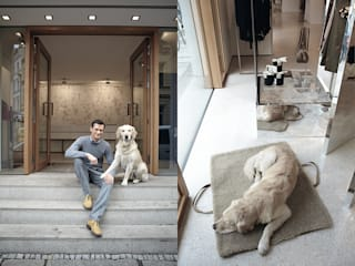 C7 DOG TRAVEL BED: modern  von Cloud 7 Finest Interiors for Dogs & Dog Lovers,Modern