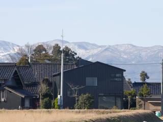 9 FLOORS オリジナルな 家 の 濱田修建築研究所 オリジナル